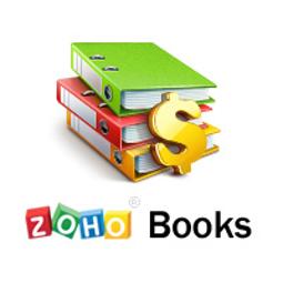 Logo - Zoho Books, un outil indispensable pour gérer vos relations commerciales