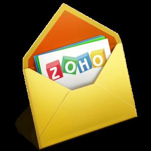Zoho CRM, prenez le contrôle de votre boîte de réception