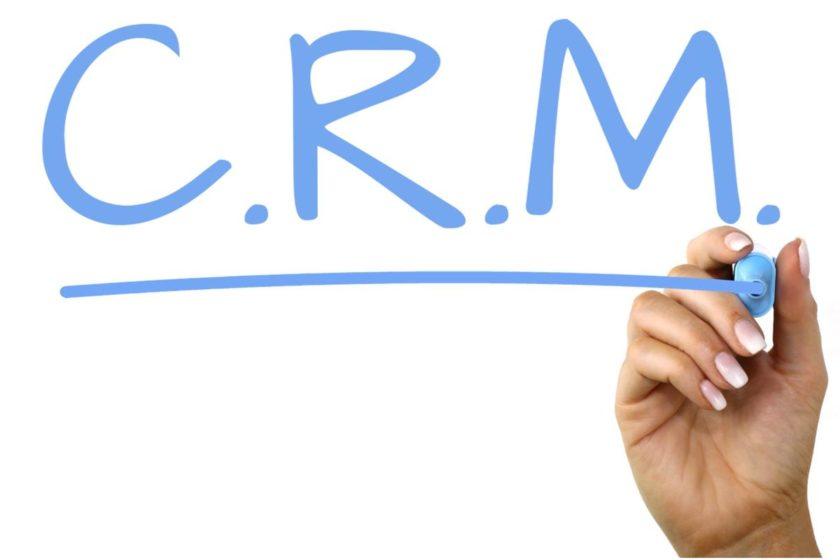 CRM. Logiciel CRM