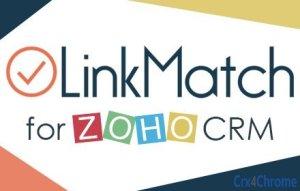 LinkMatch pour Zoho CRM MOBIX
