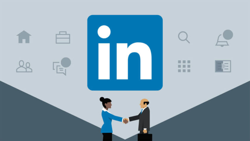 Prospection sur LinkedIn