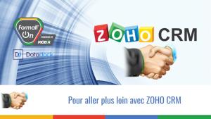 Pour aller plus loin avec ZOHO CRM - DATA DOCK - MOBIX.FR
