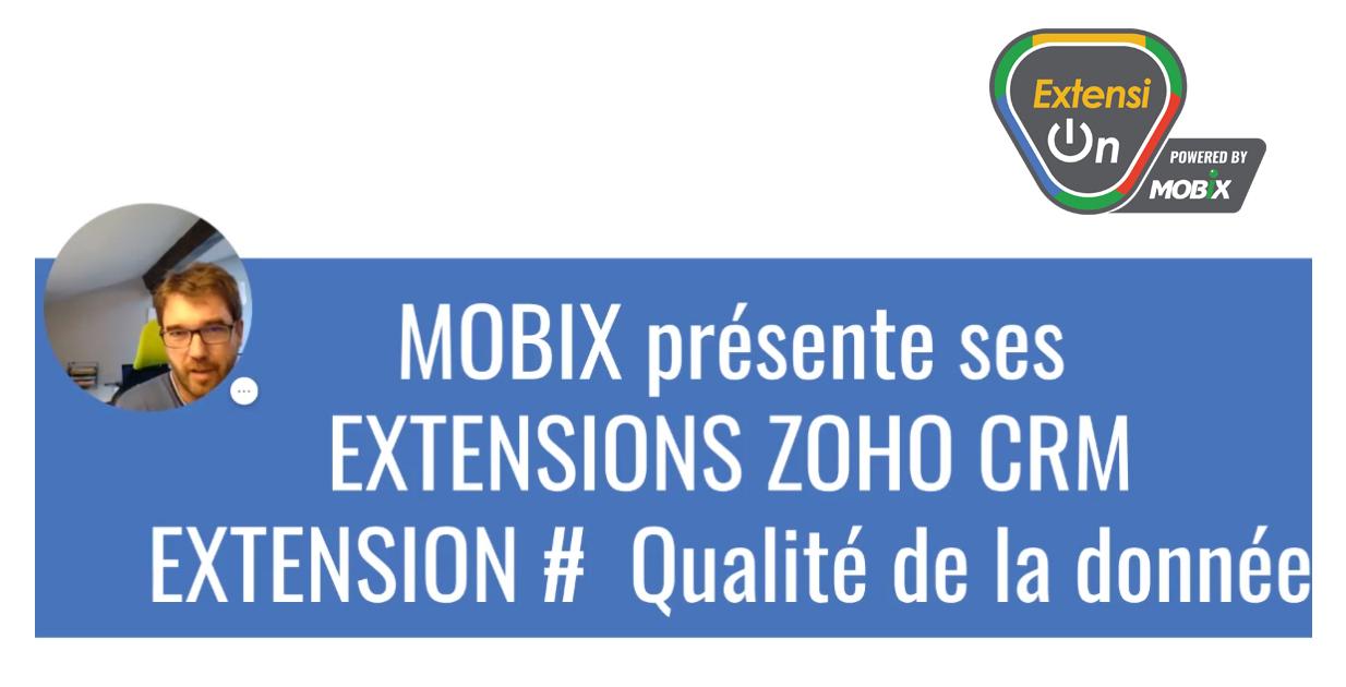 EXTENSION ZOHO