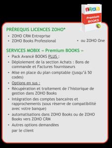 Books -ZOHO-premium- details