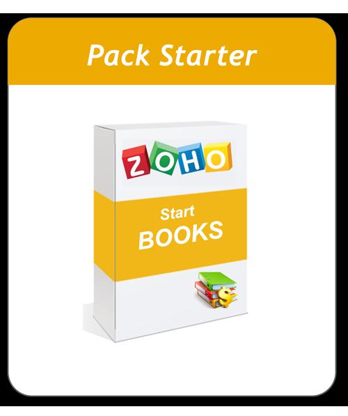 Books -ZOHO-starter