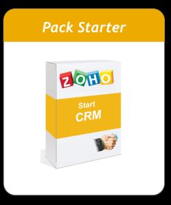 CRM -ZOHO-starter