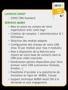 CRM -ZOHO-starter - details