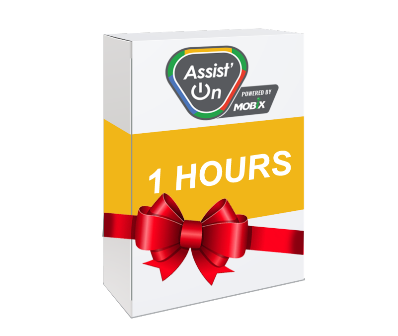 1HOURS ASSIST ON GIFT PACK