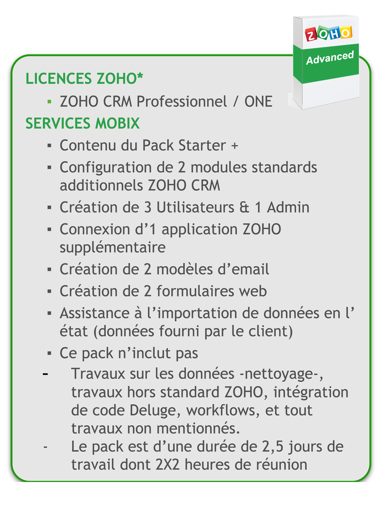 CRM-ZOHO-avance-details update