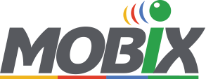 MOBIX AND ZOHO LOGO