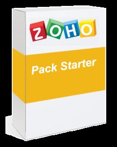 ZOHO - PACK STARTER - MOBIX