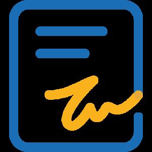 zoho sign logo
