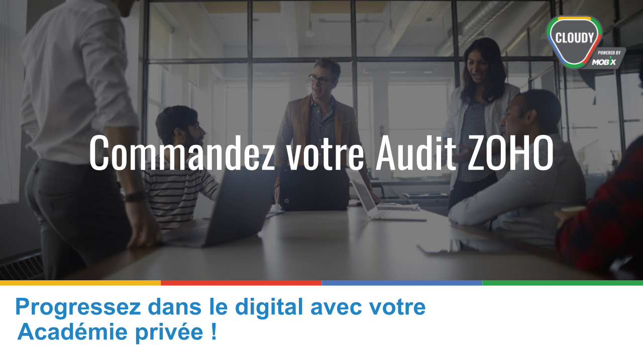 Methodologies MOBIX d'un audit ZOHO