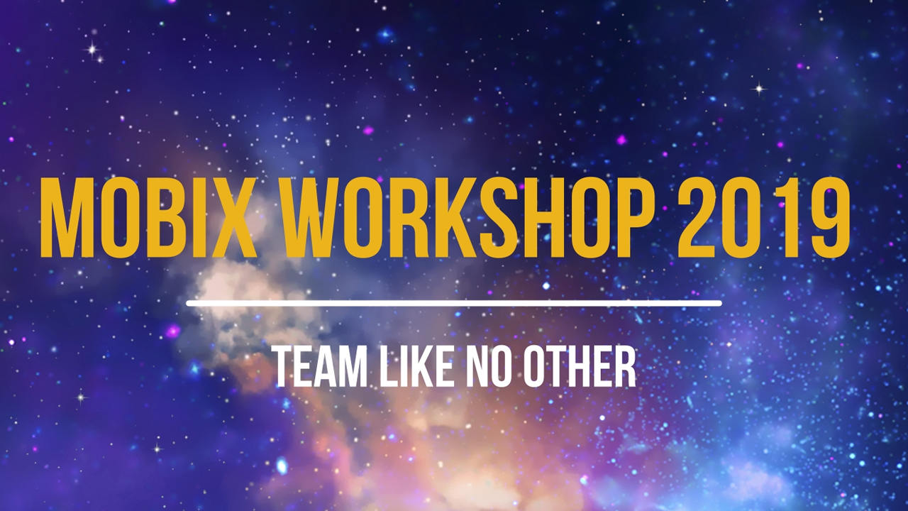 MOBIX ZOHO WORKSHOP 2019