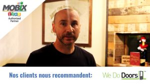 Nos clients nous recommandent WE DO DOORS - UK