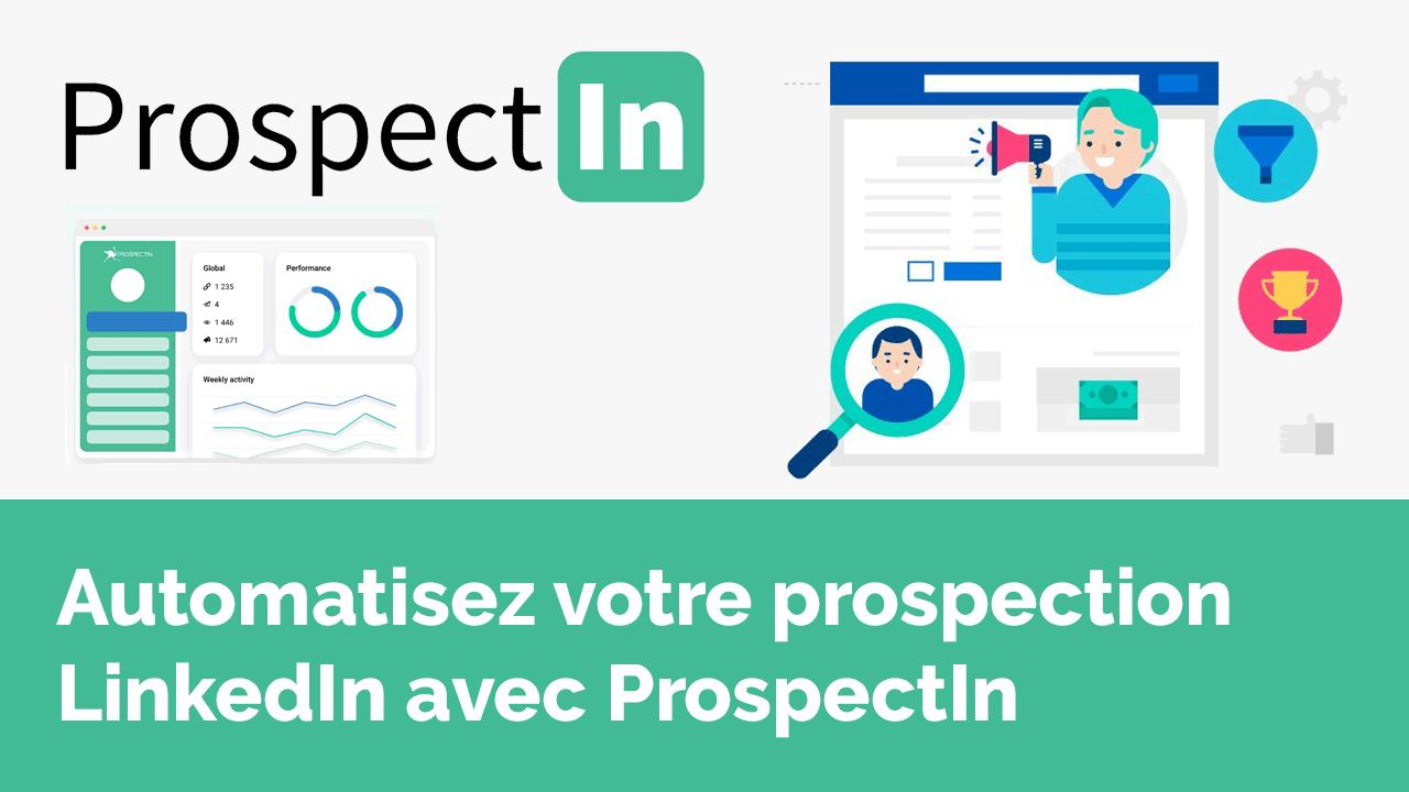 automatisez votre prospection LinkedIn