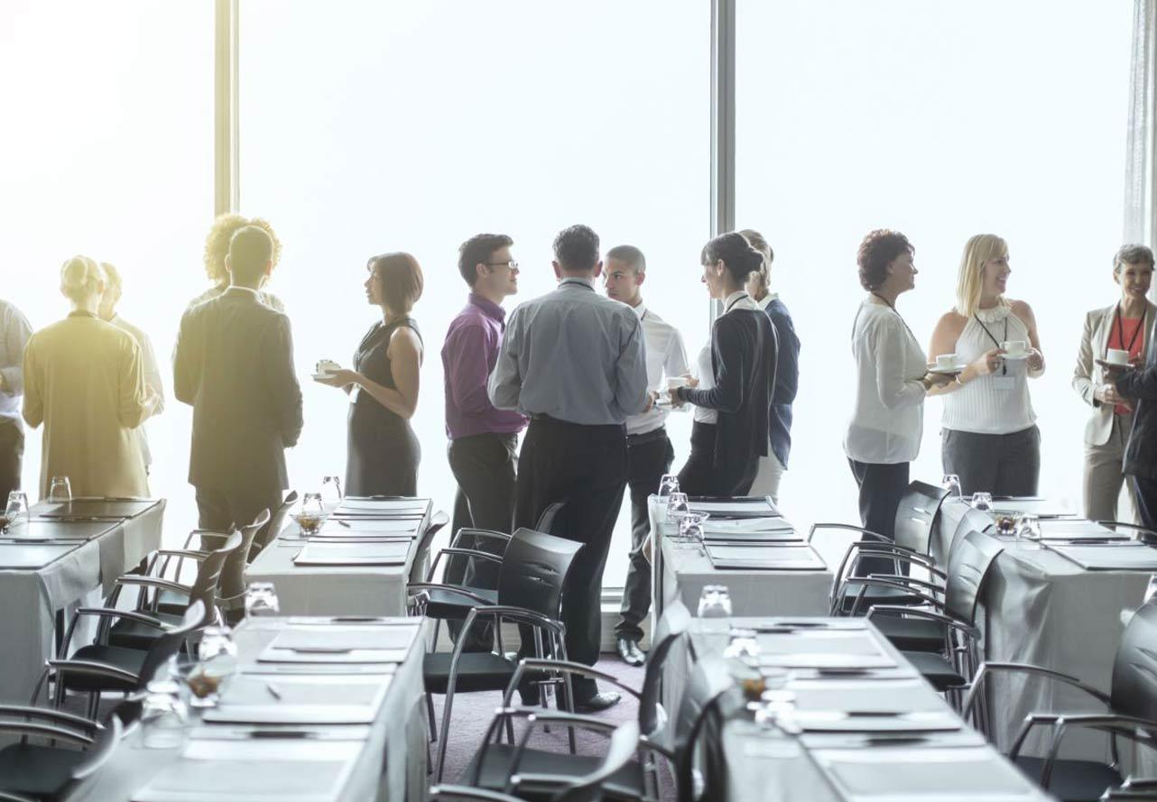Organisez un événement d'entreprise (action commando vente ou lancement stratégie Social Selling)...
